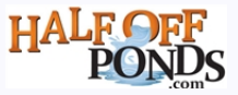 Half Off PondsPromo-Codes